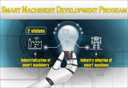 Promoting the smart machinery industry